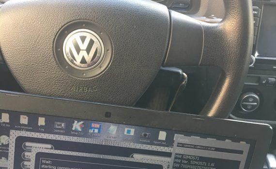 Чип тюнинг VW Jetta 1,6 АКП