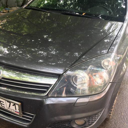 Чип тюнинг Opel Astra H 1,8