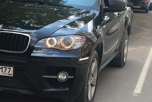 Чип тюнинг BMW X6 3.0d