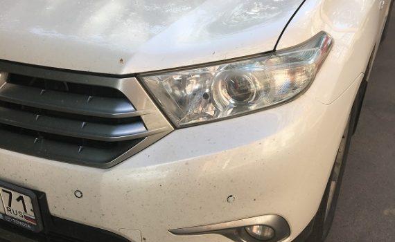 Чип тюнинг Toyota Highlander 3.5