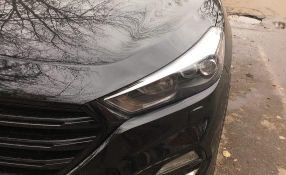 Чип тюнинг Hyundai Tucson
